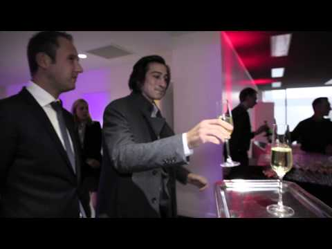Inauguration AUDI Paris 12 - IN LIVE agence de communication évènementielle Lille - Paris