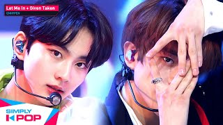 [Simply K-Pop] ENHYPEN (엔하이픈) - Given-Taken + Let Me In ★Simply's Spotlight★_ Ep.444