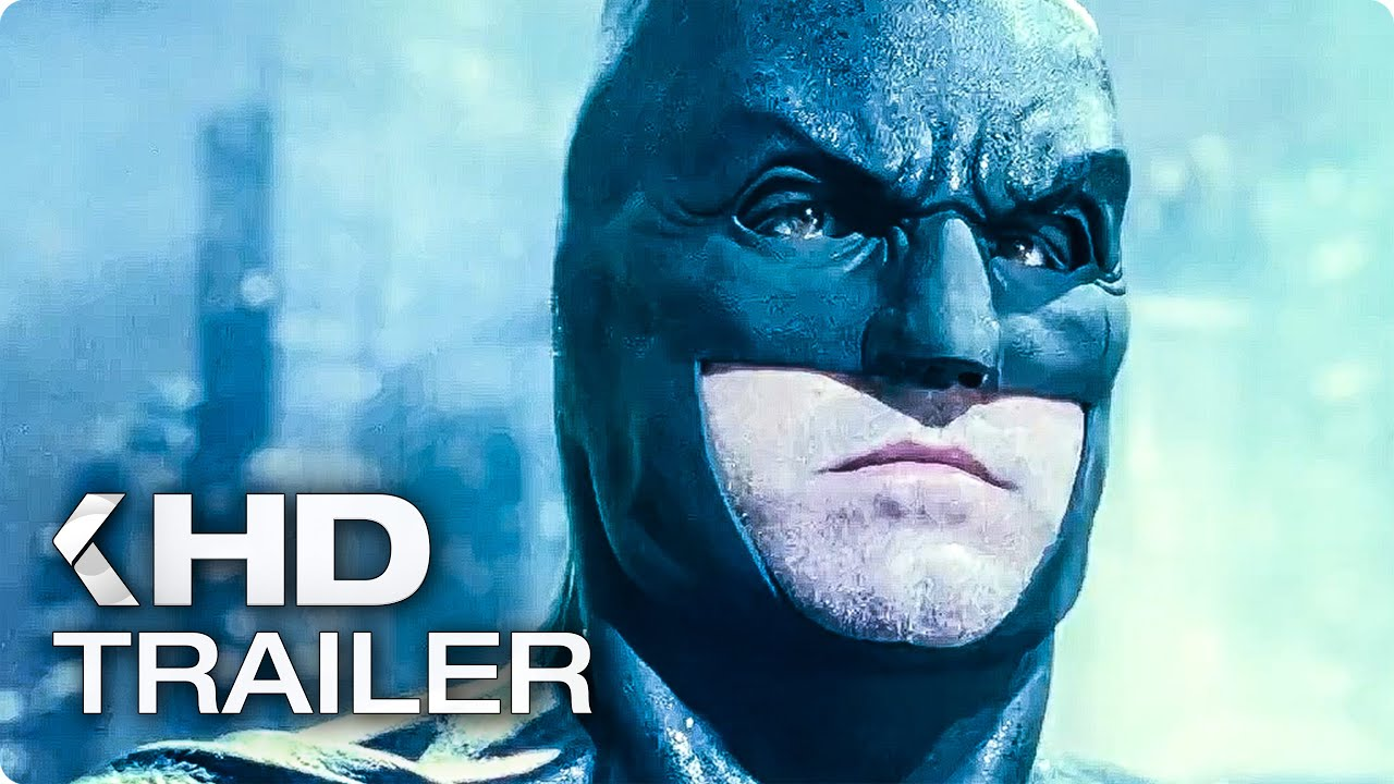 Justice League Batman Featurette Trailer 2017 Youtube