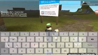 ROBLOX- Finding all 7 items!