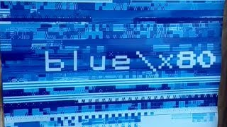 Blue\x80 Glitch Artists Collective - Paris - vid by Anto80