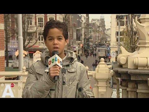 Hoe 'Kleine Kluivert' Ajax al als tiener verliet