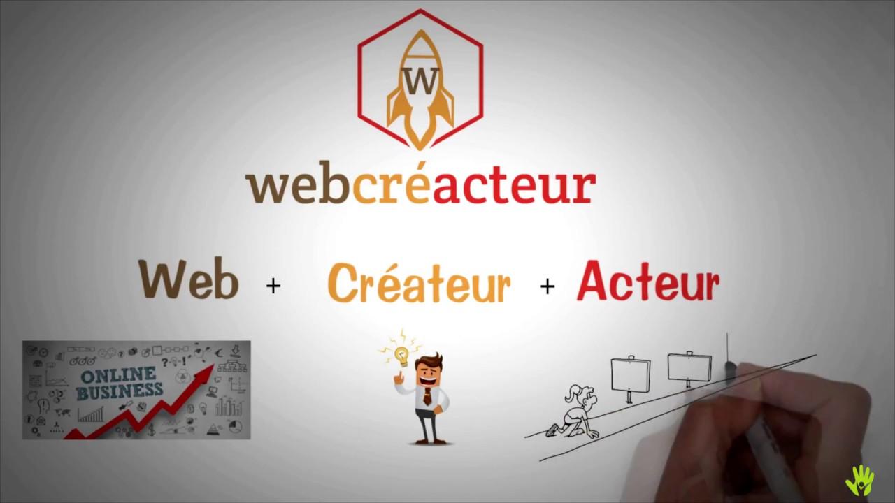 Webcréacteur : Mon nouveau projet !