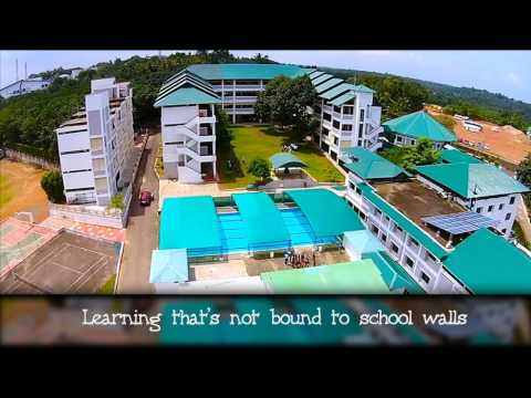 Global Public School Anthem & an aerial view of the school