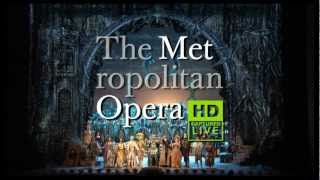 The Met Opera: Captured Live in HD new season trailer 2013