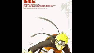 Naruto Shippuuden Movie OST - 13 - Water Above Cut