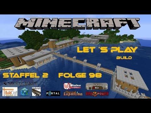 Minecraft 1.4.7 Industrial Folge 98 Staffel 2 Turbinen Raum & Strom fließt [HD+][De]