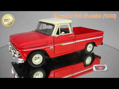Chevrolet C10 Fleetside (1966)