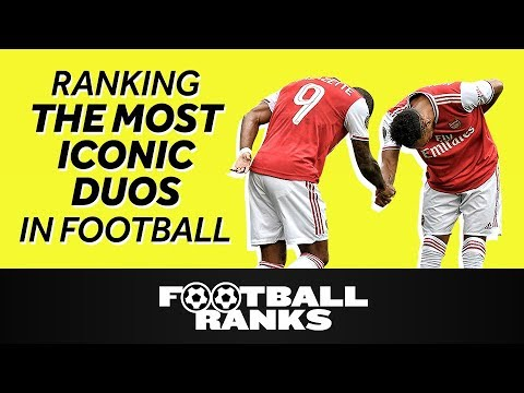 Ranking the Most Iconic Duos in Current Day Football   B/R Football Ranks