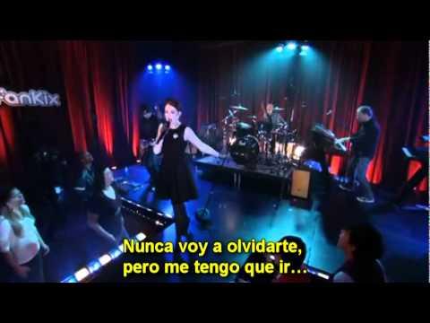 Lena Katina - Never Forget [Live @ FanKix] Español