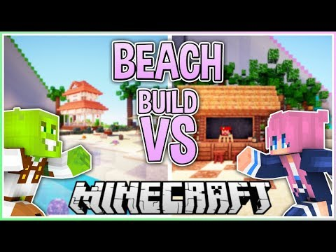 Beach! | Build VS With LDShadowlady