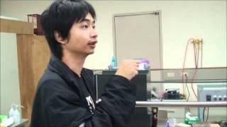20101215台大物理系 服務學習二王立民實驗室參觀1(1/2)
