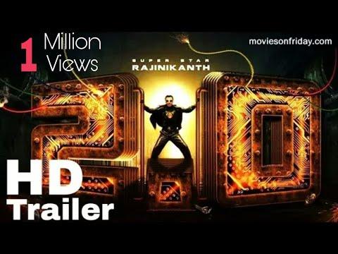 Robot 2.0 Teaser Trailer , Akshy Kumar &...