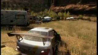 Colin McRae DiRT 2 (Xbox 360) - Kane springs trailblazer (Utah)