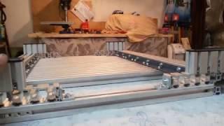 Строим новый ЧПУ Фрезер ( алюминиевый профиль) часть №1(, 2017-04-22T16:32:26.000Z)
