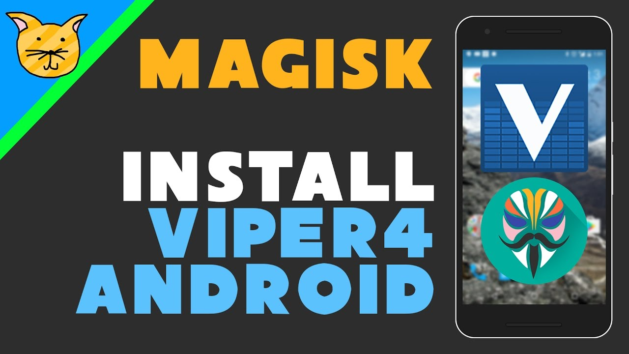 [Magisk Module] ViPER4Android 2 5 0 4