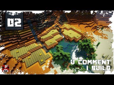 Minecraft Timelapse - FISHBOWL BASE 3.0! - Pt. 2 - Let's Build! (WORLD DOWNLOAD)