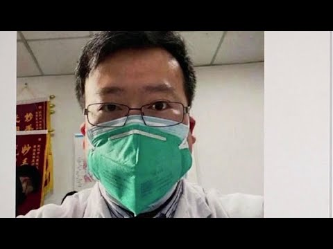 В Китае умер врач, который первым предупредил мир о появлении нового вида коронавируса.