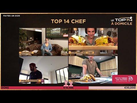 top-14-à-domicile-|-la-recette-du-chef-juan-arbelaez