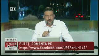 UN PONT PE ZI + PASA DE UNSPE METRI CU RADU BANCIU, 14 IUNIE 2018, P1/2