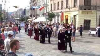 51 Europeade Kielce 2014 Parade part 7 - Parada Europeady w Kielcach