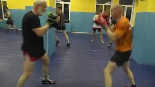 Схватки учебные Ножевой бой Группа мужчин 42 55 лет