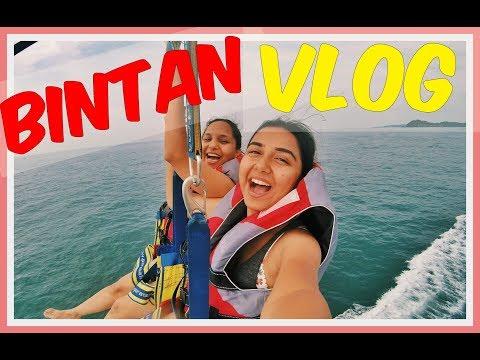 Singapore Vlog #2 | Bintan, Finding Nemo, Flying & Much More! | MostlySane