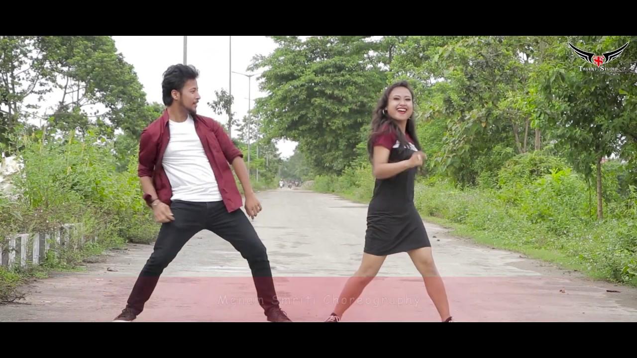 Jatt Ludhiyane Da – Tiger Shroff, Tara & Ananya  Vishal & Shekhar  Payal  Menam Smriti Choreography