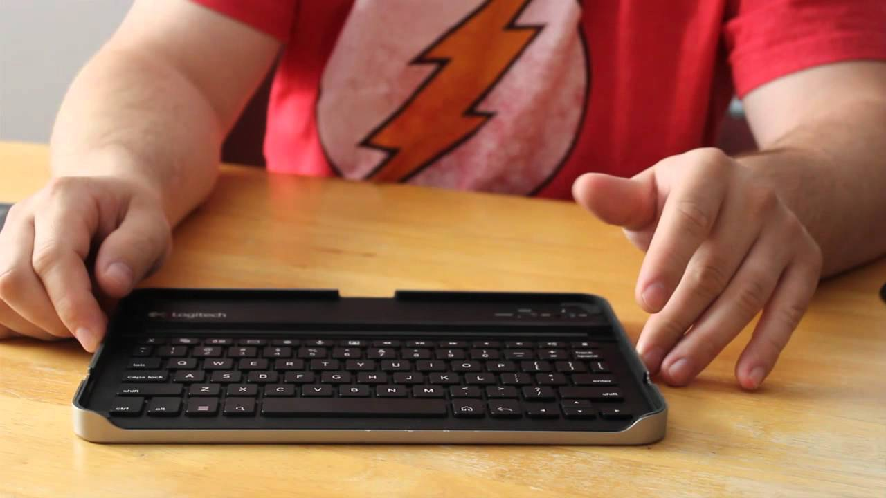accessory review logitech case keyboard for the samsung