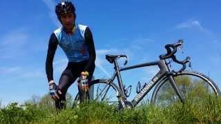 Beenstukken fietsen test