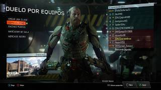 CALL OF DUTY BLACKS OPS 3 MULTIPLAYER PS4 RELAX