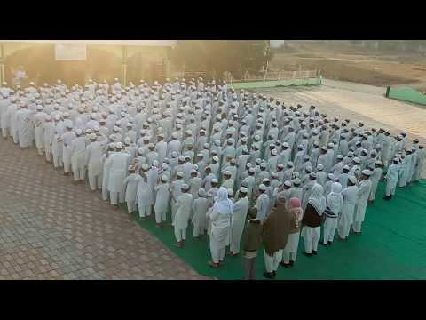 26 January 2018 National Song  By Darul Uloom Vanakpur Godhra