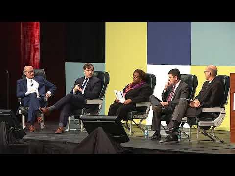 2018 Global Insurance Symposium: Commissioner Panel