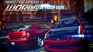 Need for Speed World Gameplay - Free To Play Online Racing Game 2013