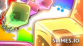 GUERRA de SLIMES - Slimes.io