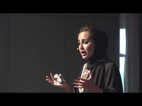More Than A Label: Dana Al-Anzy at TEDxYouth@Doha