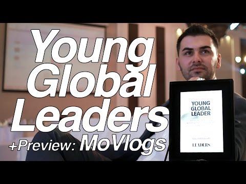 Saygin Yalcin speech (Young Global Leaders)