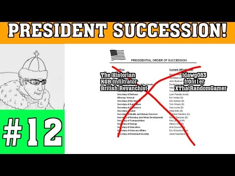 Europa Universalis IV Presidential Succession Game! #12