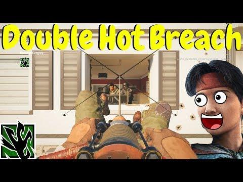 New Way To Hot Breach In Rainbow Six Siege (Test Server Gameplay)