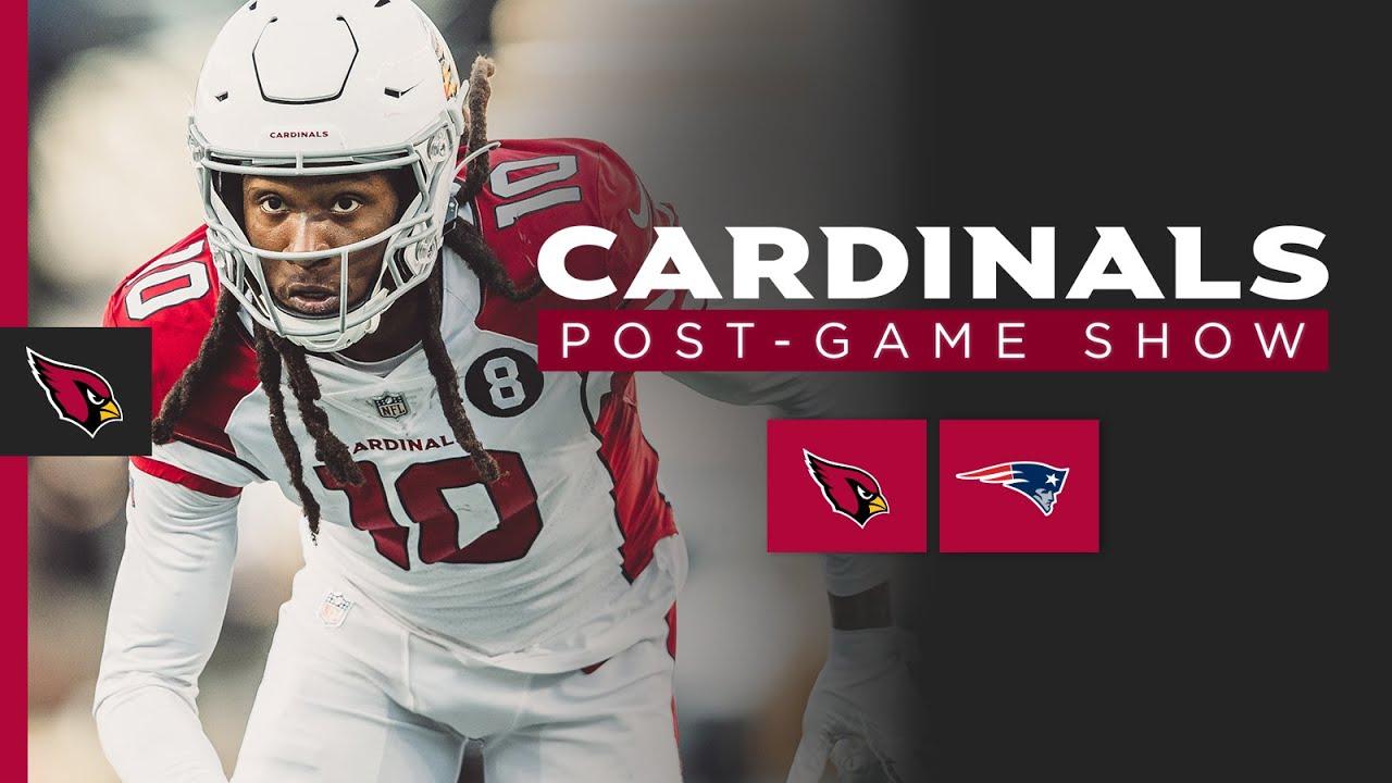 Cardinals vs. Patriots - Game Recap - November 29, 2020 - ESPN