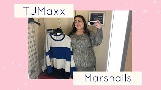 Inside the Dressing Room at TJMaxx and Marshalls | Plus Size 3X