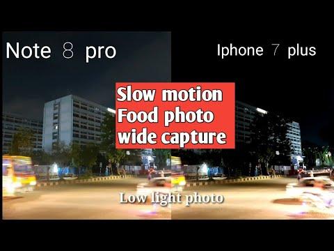 Photo of Redmi Note 8 Pro vs iPhone 7 Plus Camera Comparison – شركة ابل