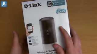D-Link AC1200 DIR 850L Dual Band Wireless Gigabit Cloud Router Part 1/3 UNBOXING/REVIEW 1080P HD