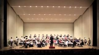 編曲:星出尚志 指揮:中西哲郎(北九州フィルハーモニック吹奏楽団常任...