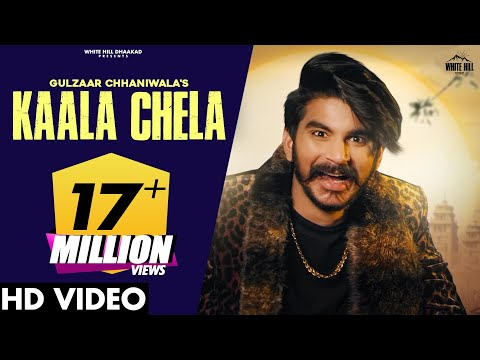 GULZAAR CHANNIWALA : काला चेला KAALA CHELA (Official Video) New Haryanvi Songs Haryanavi 2021