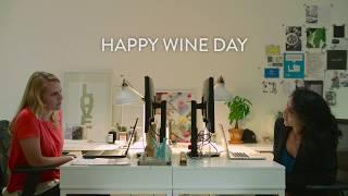 Happy National Wine Day!