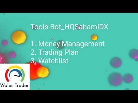 tools bot hqsahamidx money management trading plan watchlist youtube youtube