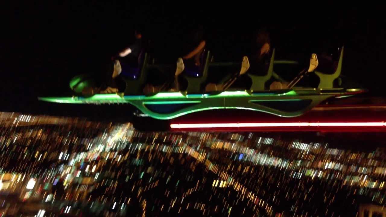 X-Scream - Stratosphere Thrill Rides - YouTube