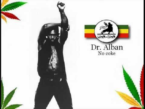 Dr. Alban - No coke (Kom! Remix) + Lyrics
