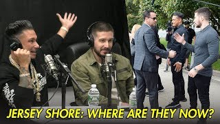 Jersey Shore: 10 Years Later  -Vinny & Pauly D with Pardon My Take